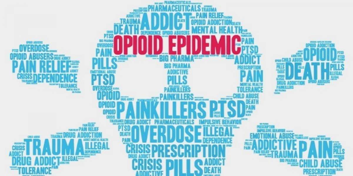 Topic Sentiment Trend Detection and Prediction for Social Media : Opioid Crisis