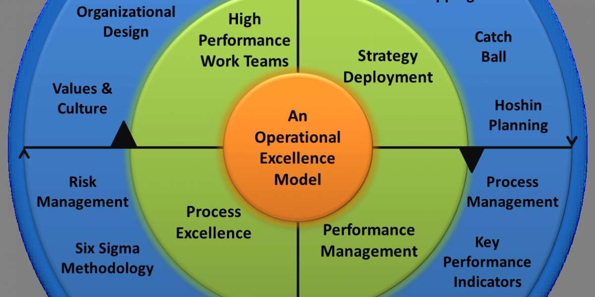 A recent study on Operational excellence  Model