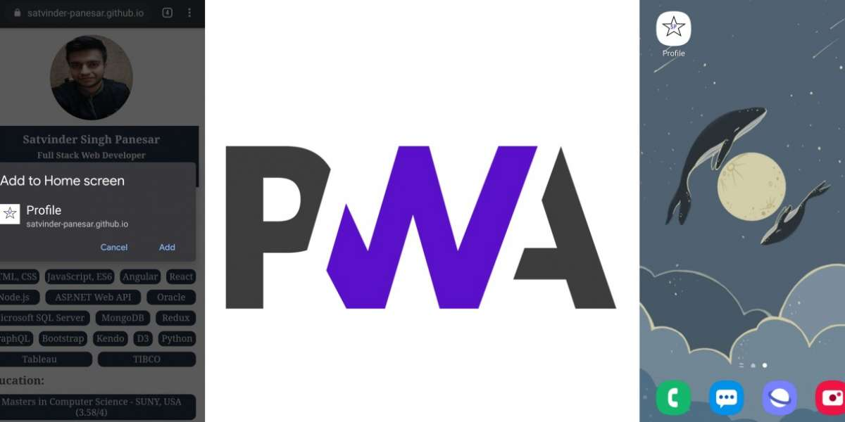 Achieving network-independence and native app-like experience using Service Workers | PWAs