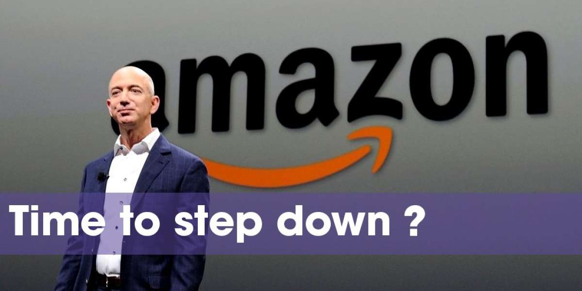 Jeff Bezos is stepping down as Amazon's CEO. What you think should be changed in Amazon, once power shifts?